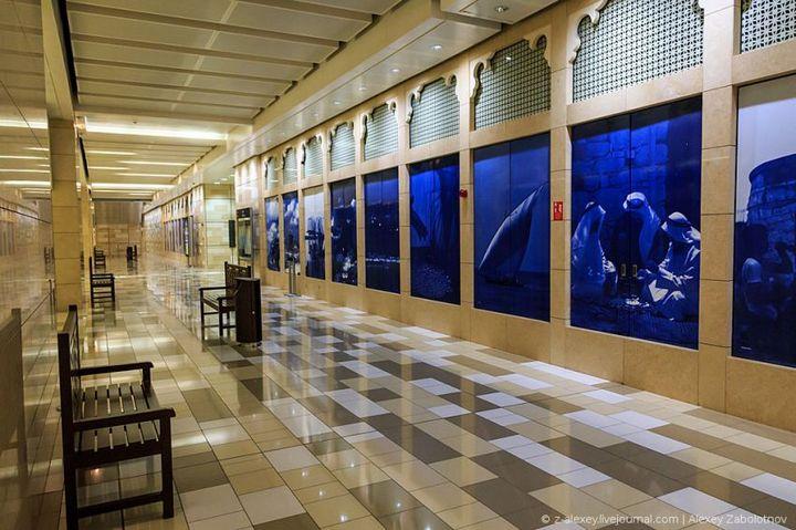 Как устроено метро в Дубае (20)