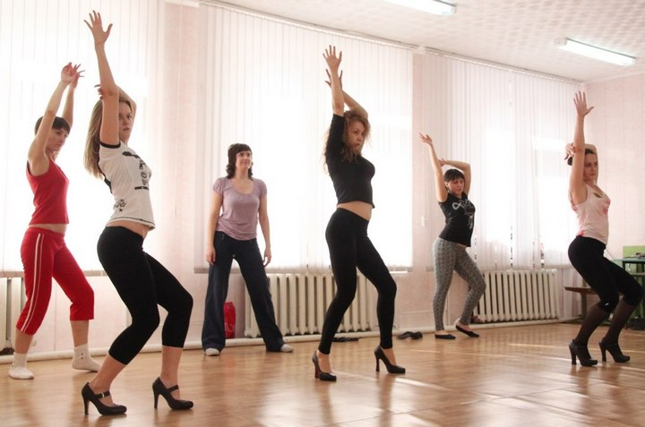 Школа танцев (2)