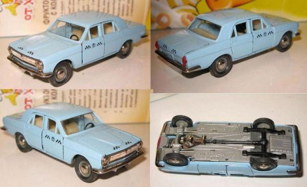 Коллекция советских моделек масштаба 1:43 (46)