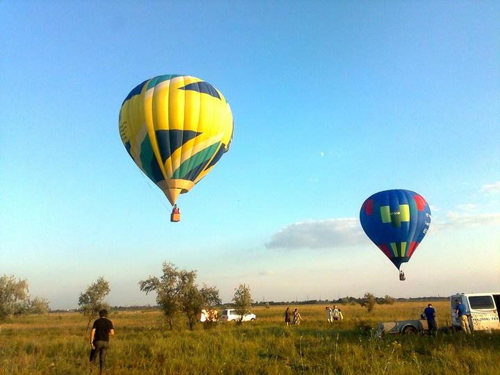 Полёт на воздушном шаре – широкие возможности аэростата (2)