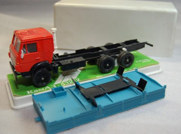 Коллекция советских моделек масштаба 1:43 (28)