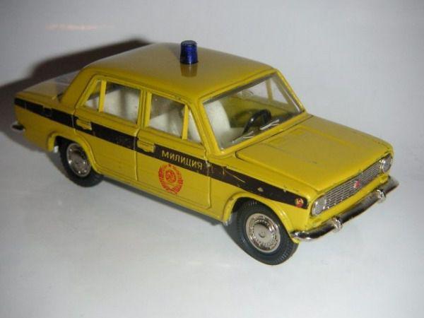 Коллекция советских моделек масштаба 1:43 (24)