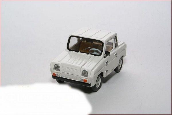 Коллекция советских моделек масштаба 1:43 (12)