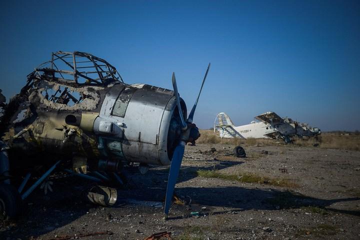 Аэропорт Луганска, наши дни (11)