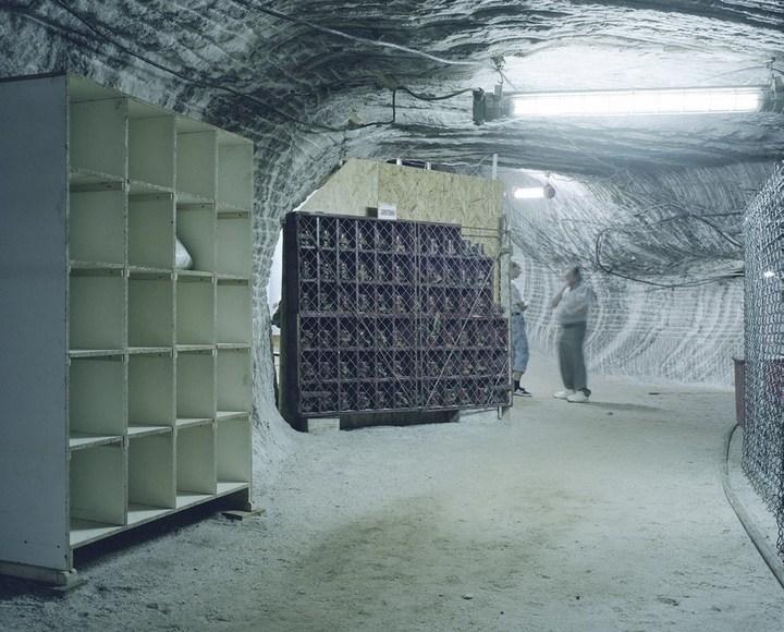 Соляные шахты в украинском поселке Солотвино (3)