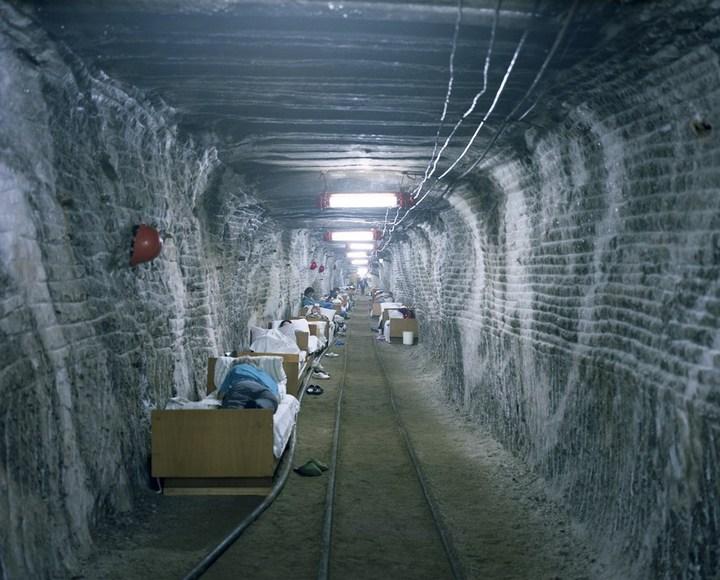 Соляные шахты в украинском поселке Солотвино (4)