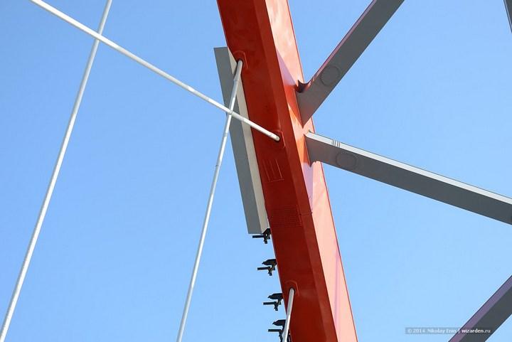 Как проверяют мост на прочность (5)