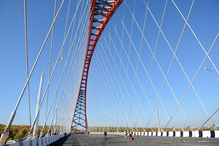 Как проверяют мост на прочность (6)