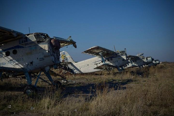 Аэропорт Луганска, наши дни (9)