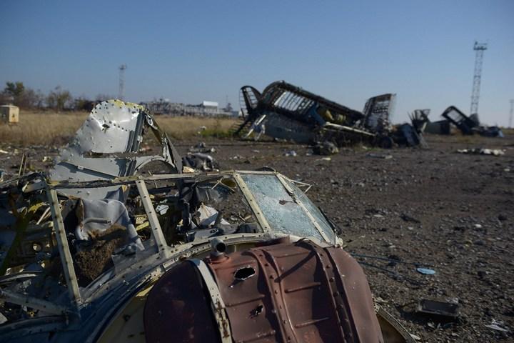 Аэропорт Луганска, наши дни (10)