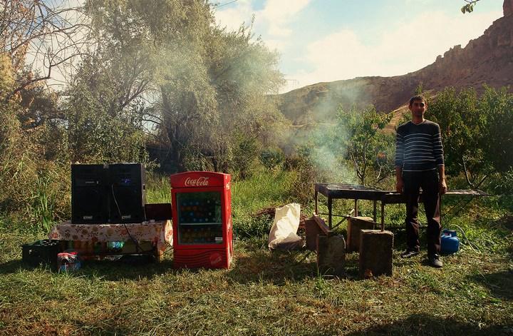 Бухалово-едалово в армянском Арени (10)