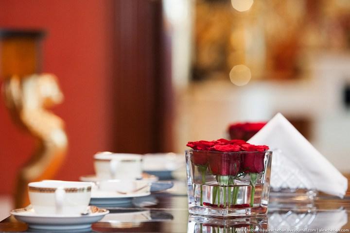 Самый дорогой гостиничный номер в семизвездочном отеле Burj Al Arab (41)