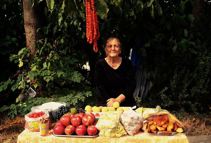 Бухалово-едалово в армянском Арени (12)