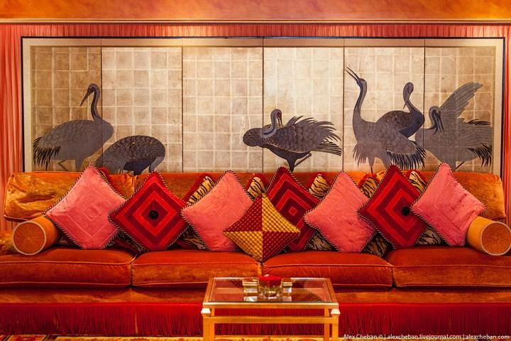 Самый дорогой гостиничный номер в семизвездочном отеле Burj Al Arab (40)