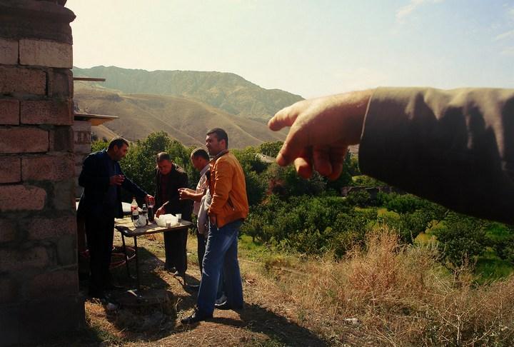 Бухалово-едалово в армянском Арени (30)