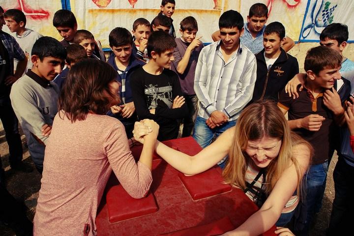 Бухалово-едалово в армянском Арени (32)