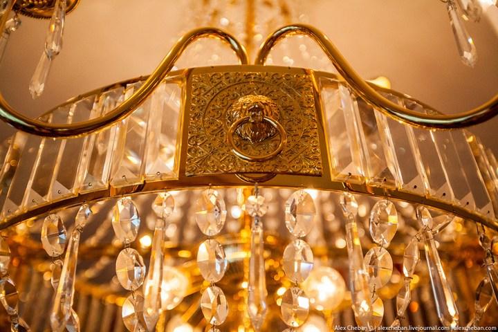 Самый дорогой гостиничный номер в семизвездочном отеле Burj Al Arab (19)