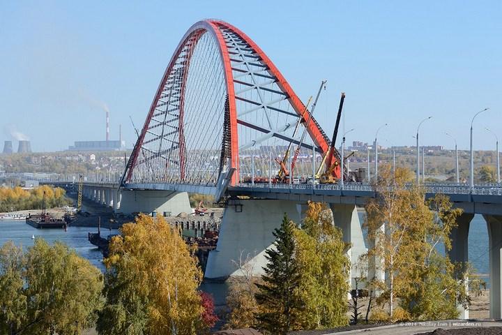 Как проверяют мост на прочность (35)