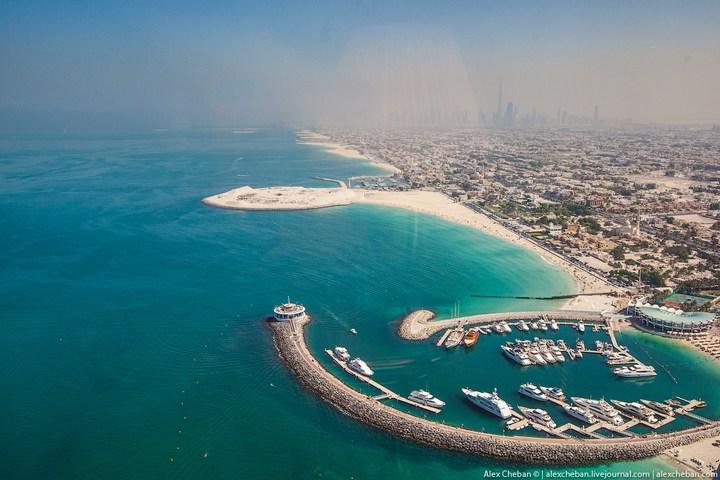 Самый дорогой гостиничный номер в семизвездочном отеле Burj Al Arab (8)