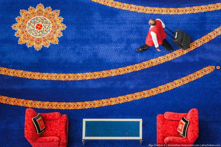 Самый дорогой гостиничный номер в семизвездочном отеле Burj Al Arab (2)