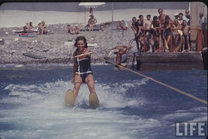 Советские пляжные фотографии 1967 года (7)
