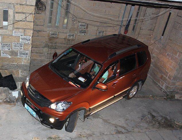 Мастер парковки из Китая (2)