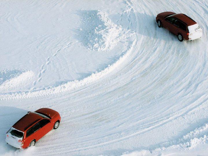 Правила вождения машины зимой (3)
