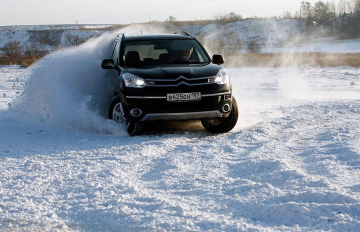 Правила вождения машины зимой (10)