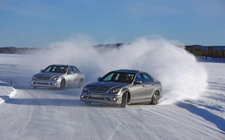 Правила вождения машины зимой (6)
