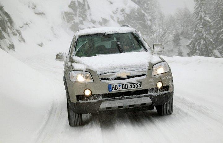 Правила вождения машины зимой (5)