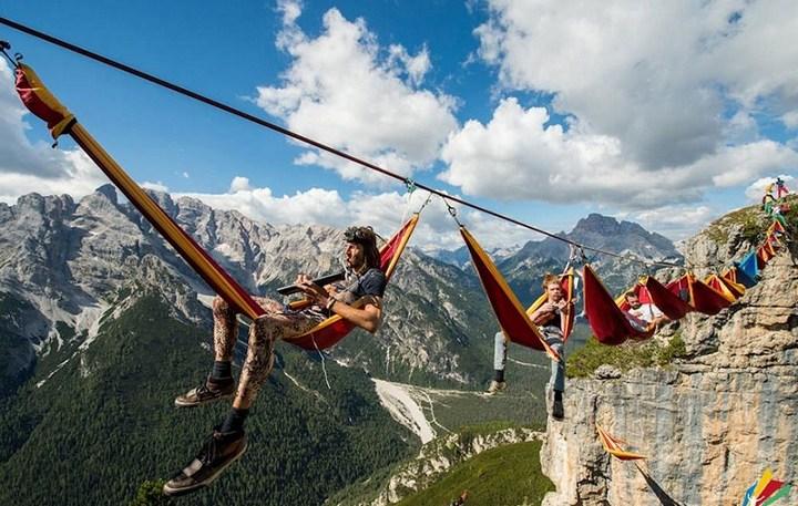 Экстремальный фестиваль в Альпах (14)