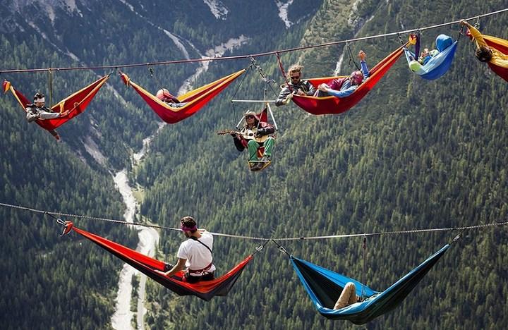Экстремальный фестиваль в Альпах (13)