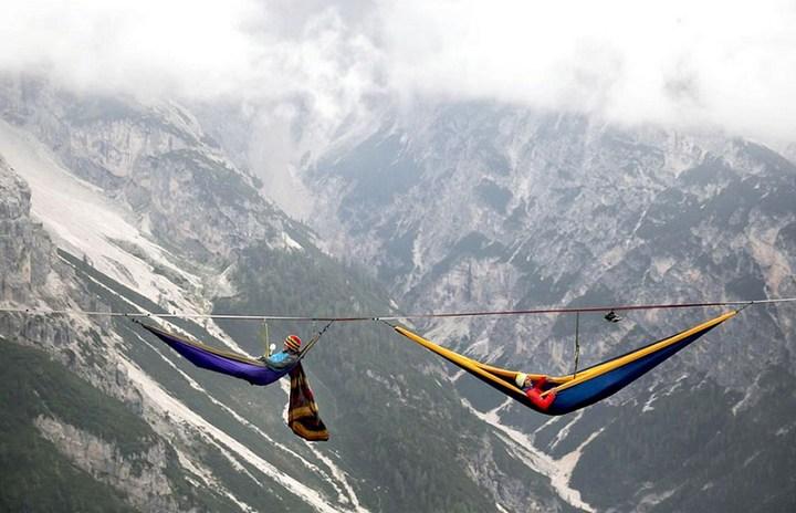 Экстремальный фестиваль в Альпах (11)