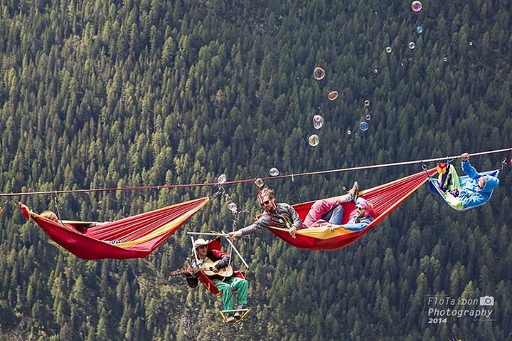 Экстремальный фестиваль в Альпах (10)