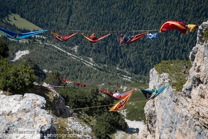 Экстремальный фестиваль в Альпах (7)