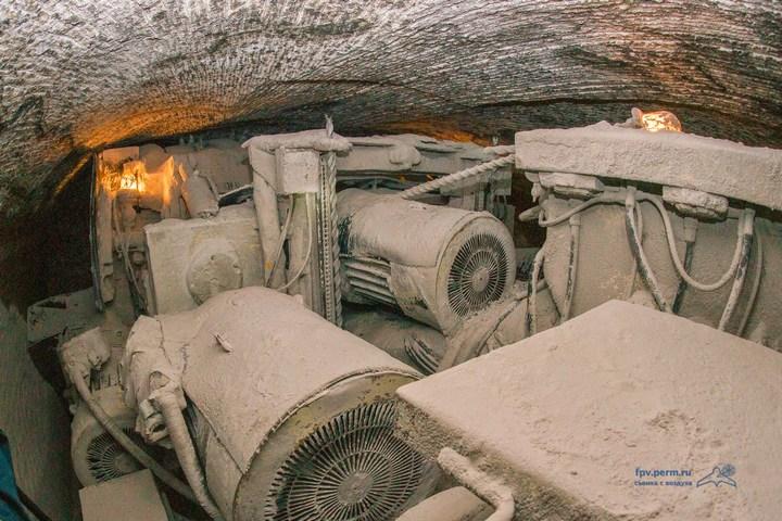 Как добывают калий (калийный минерал, сильвенит) (8)