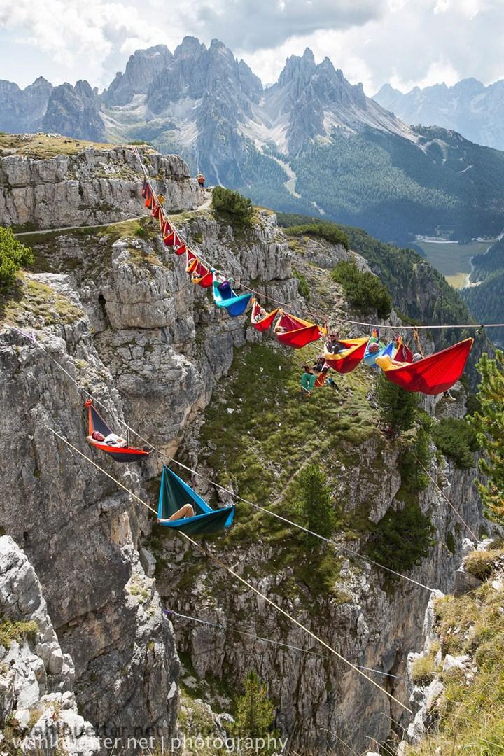 Экстремальный фестиваль в Альпах (6)