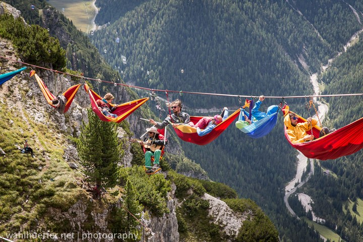 Экстремальный фестиваль в Альпах (5)
