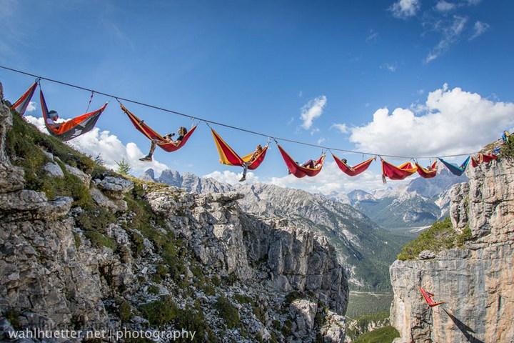 Экстремальный фестиваль в Альпах (4)