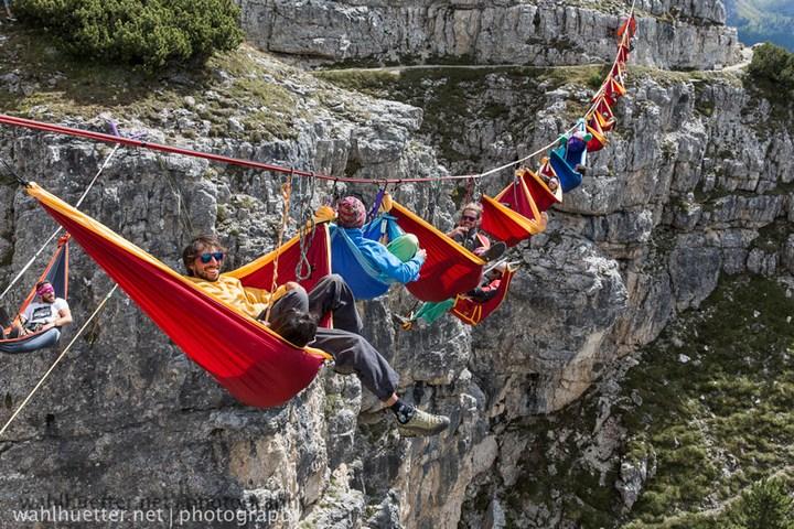 Экстремальный фестиваль в Альпах (2)