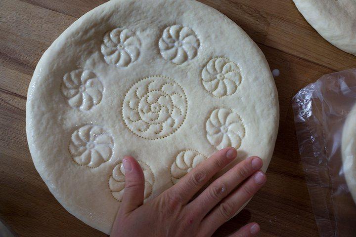 Как испечь узбекскую лепешку в обычной духовке? (21)