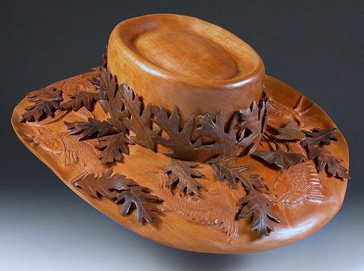 Удивительные вещи из дерева (17)