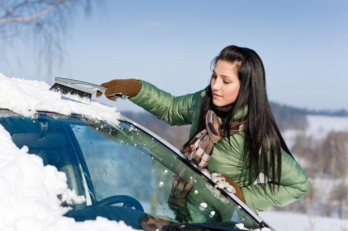 Вещи, которые вам пригодятся в автомобиле зимой (1)
