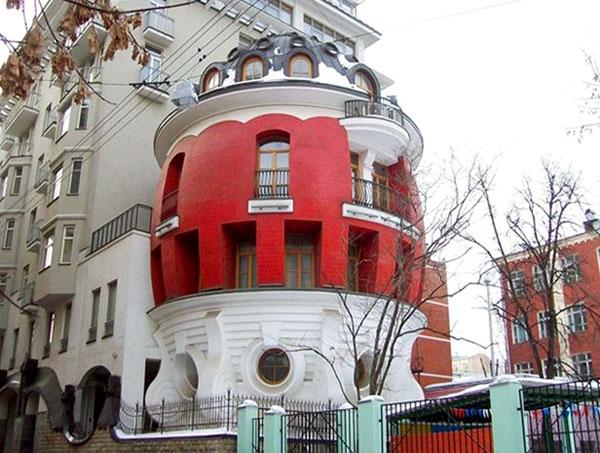 Семь самых необычных зданий Москвы: идеи для фото (1)