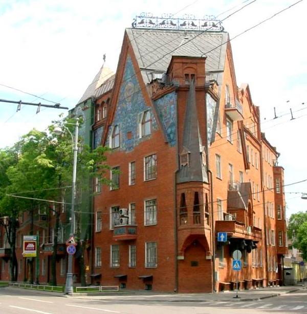 Семь самых необычных зданий Москвы: идеи для фото (3)