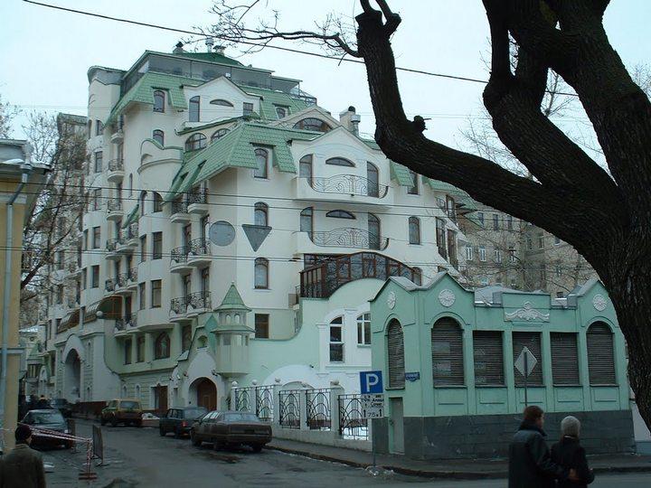 Семь самых необычных зданий Москвы: идеи для фото (4)