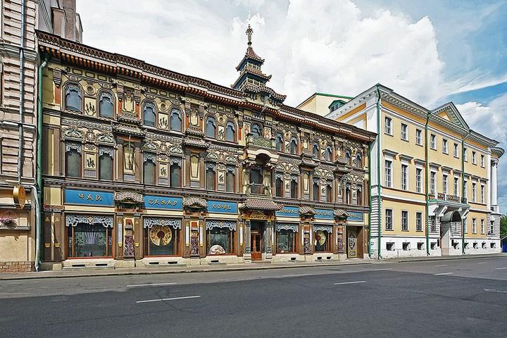 Семь самых необычных зданий Москвы: идеи для фото (5)