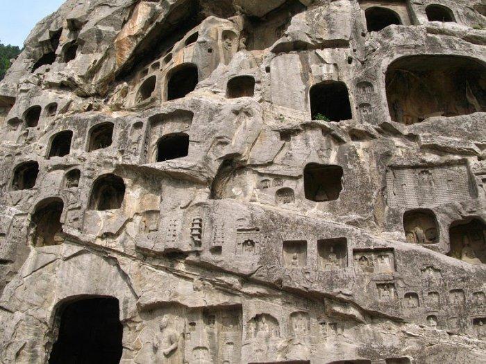 Лунмэнь – каменные пещеры у Драконовых ворот (5)