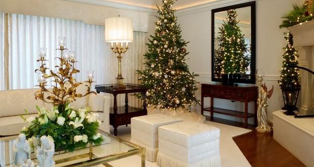 Украшение квартиры к новогодним праздникам (3)