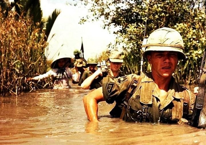 Вьетнамские ловушки для американцев (1)